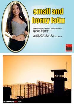 small and horny latina