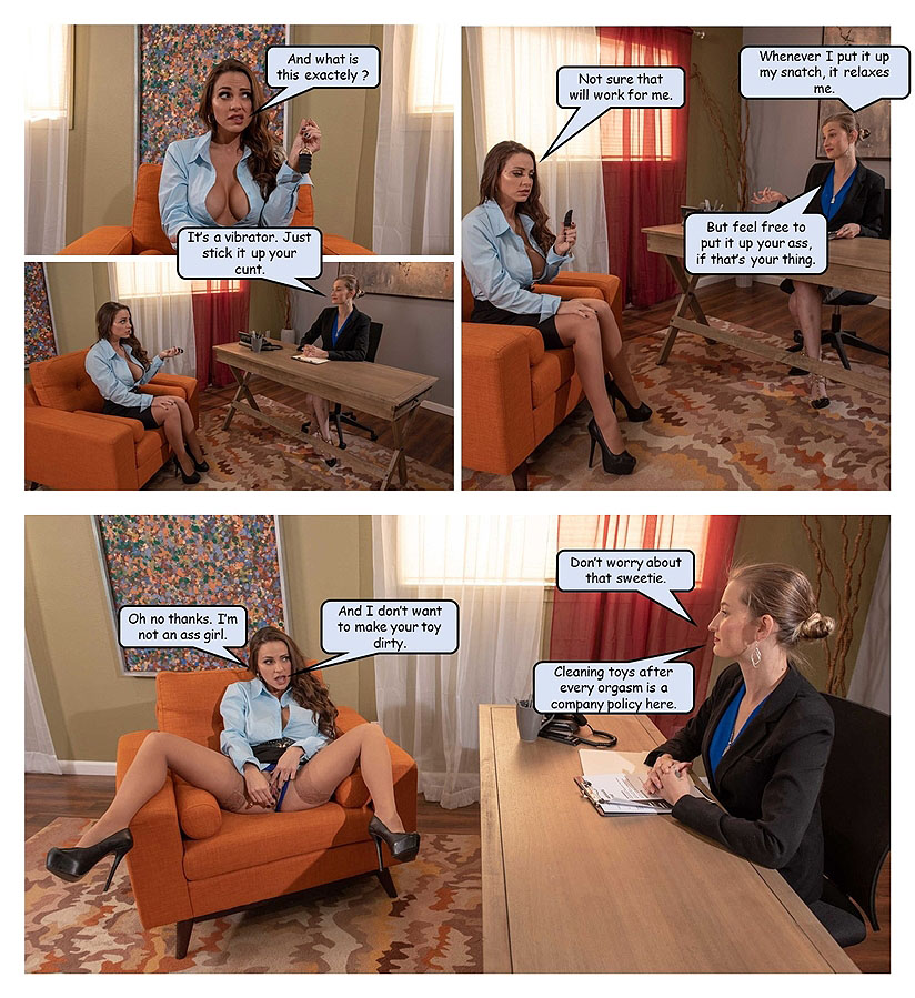 job interview xxx pag2