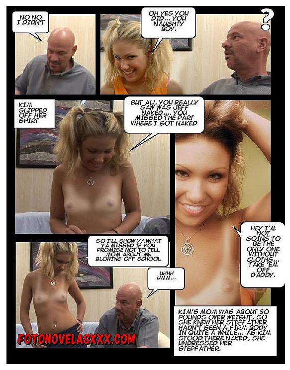 caught playing hookie photo comic pag8