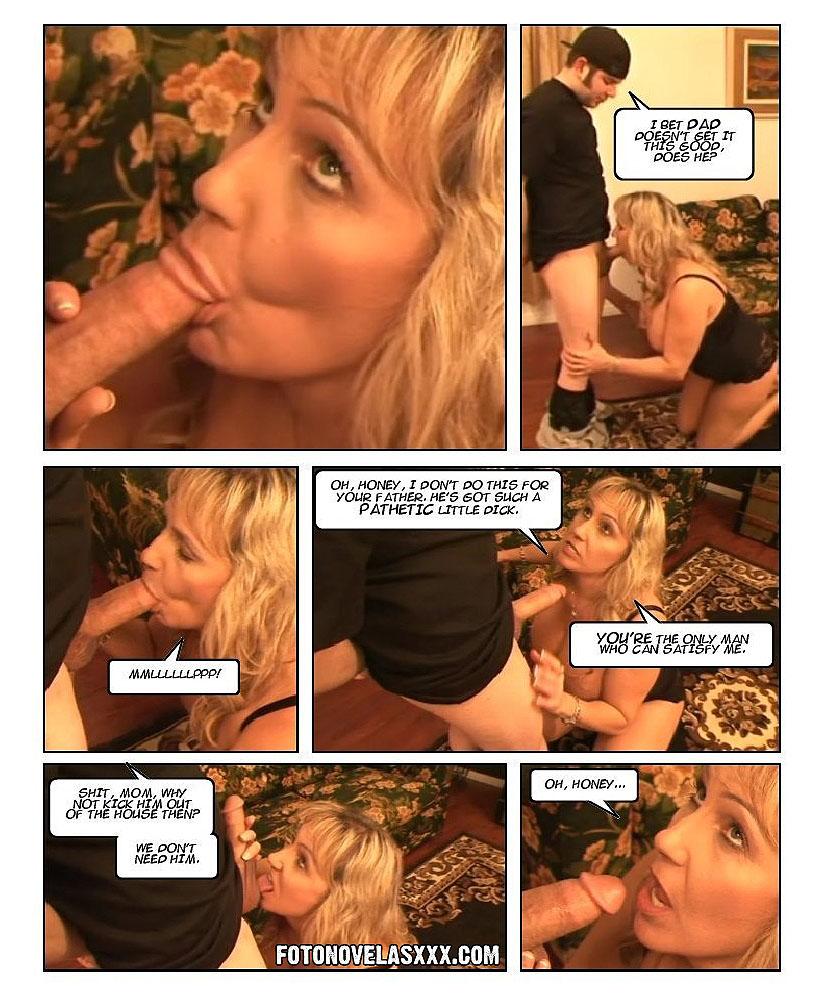 daydreaming voyeur photo-comic pag10