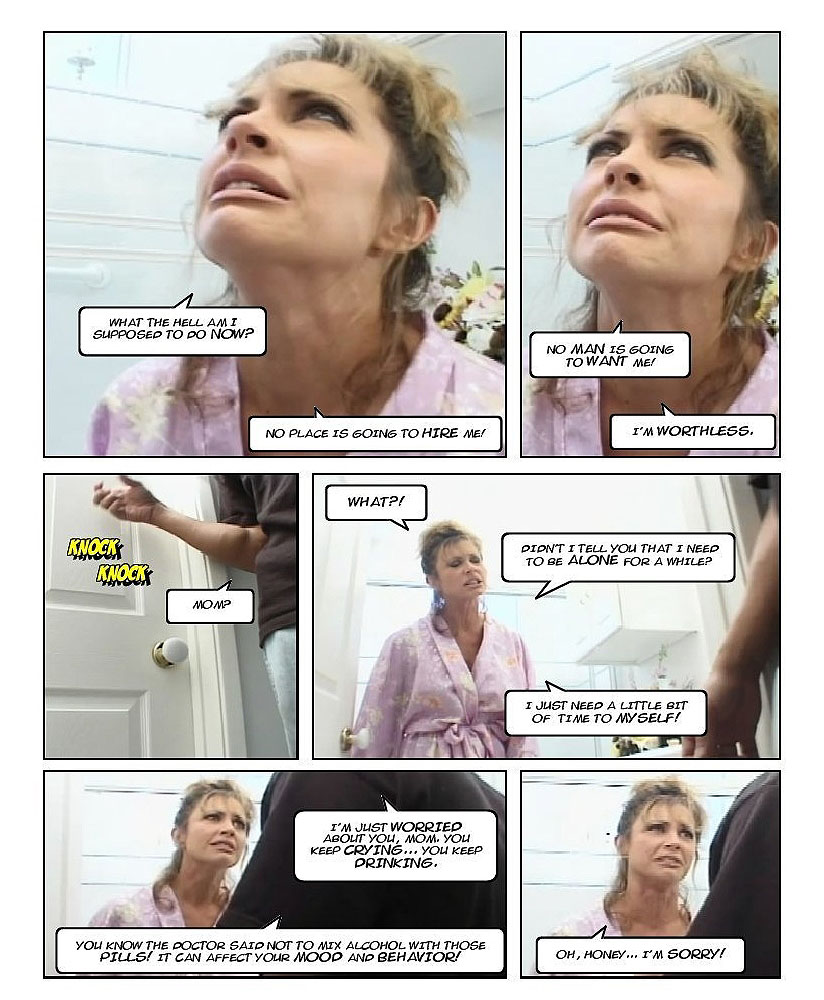 dirty milf and whore pag3