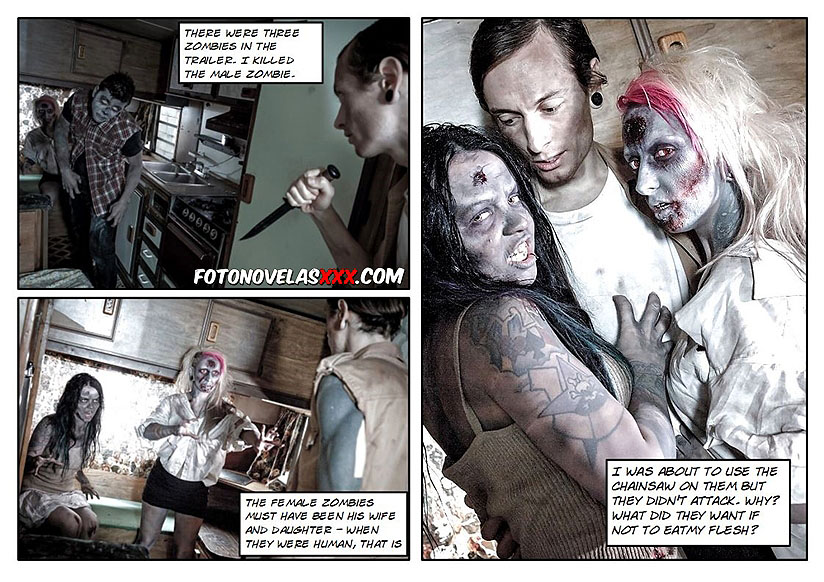 zombies fucked xxx comic pag1