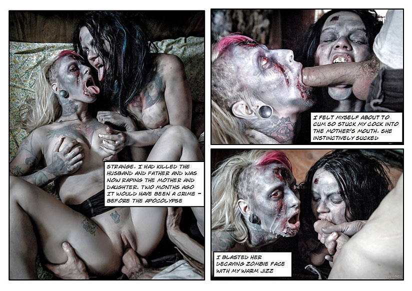 zombies fucked xxx comic pag4