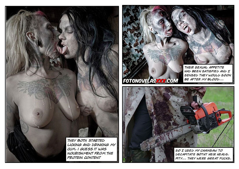 zombies fucked xxx comic pag5