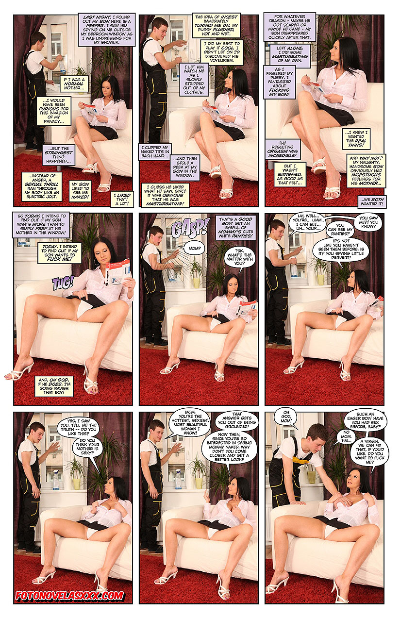 incest candy 10 photo comic pag2