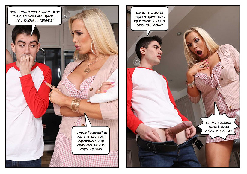 incestuous birthday comic pag2