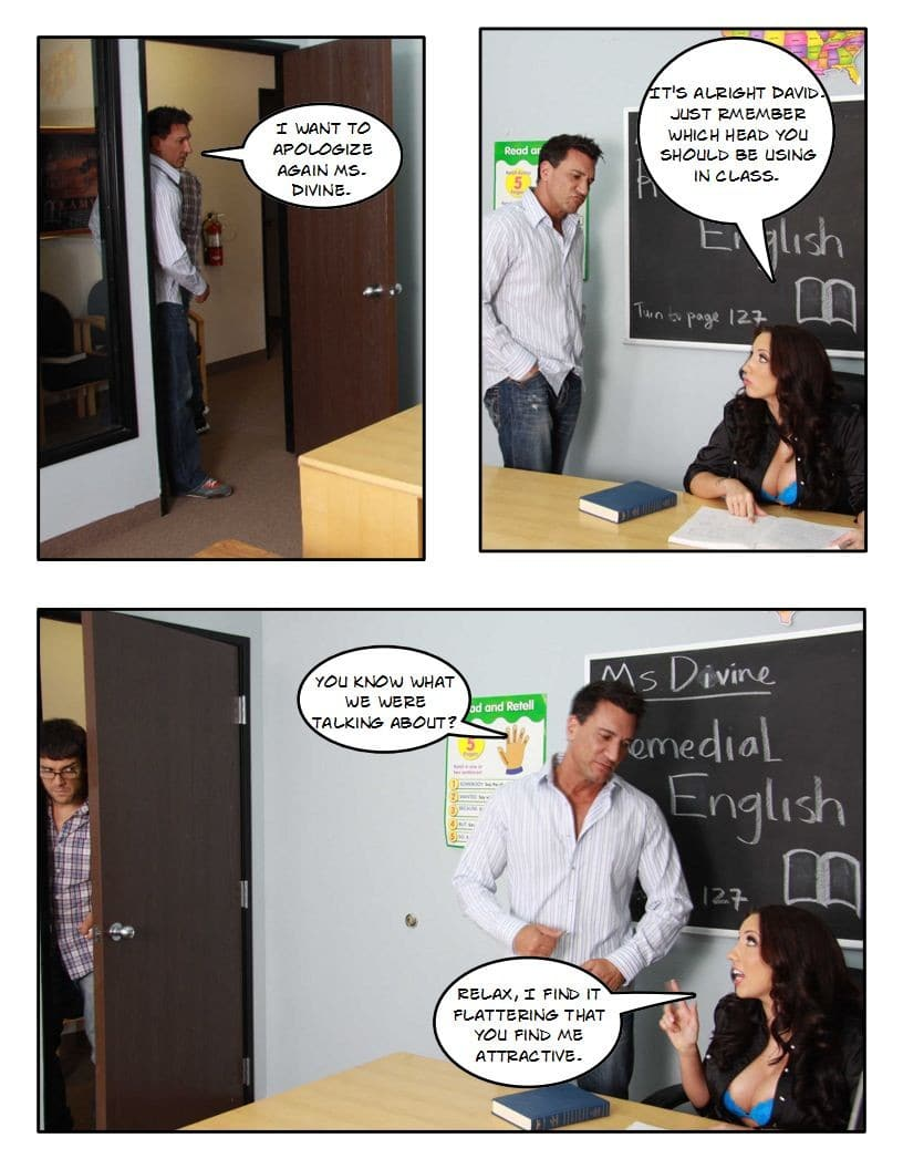 lesson on incest photo comic pag5