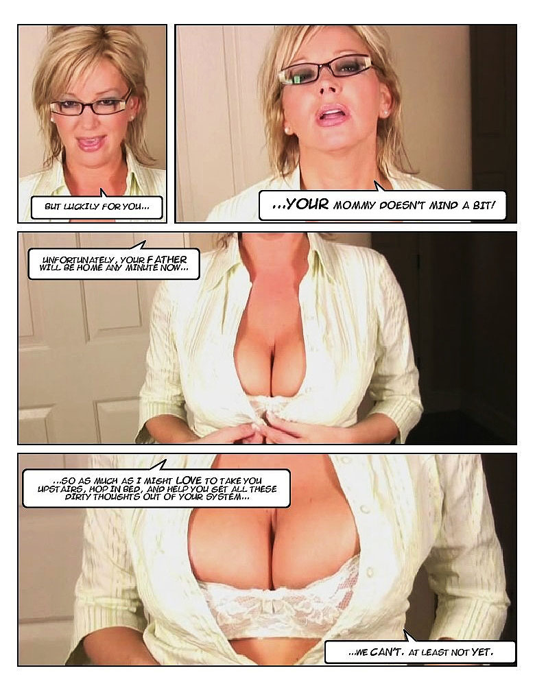 mommy issues photo comic pag4