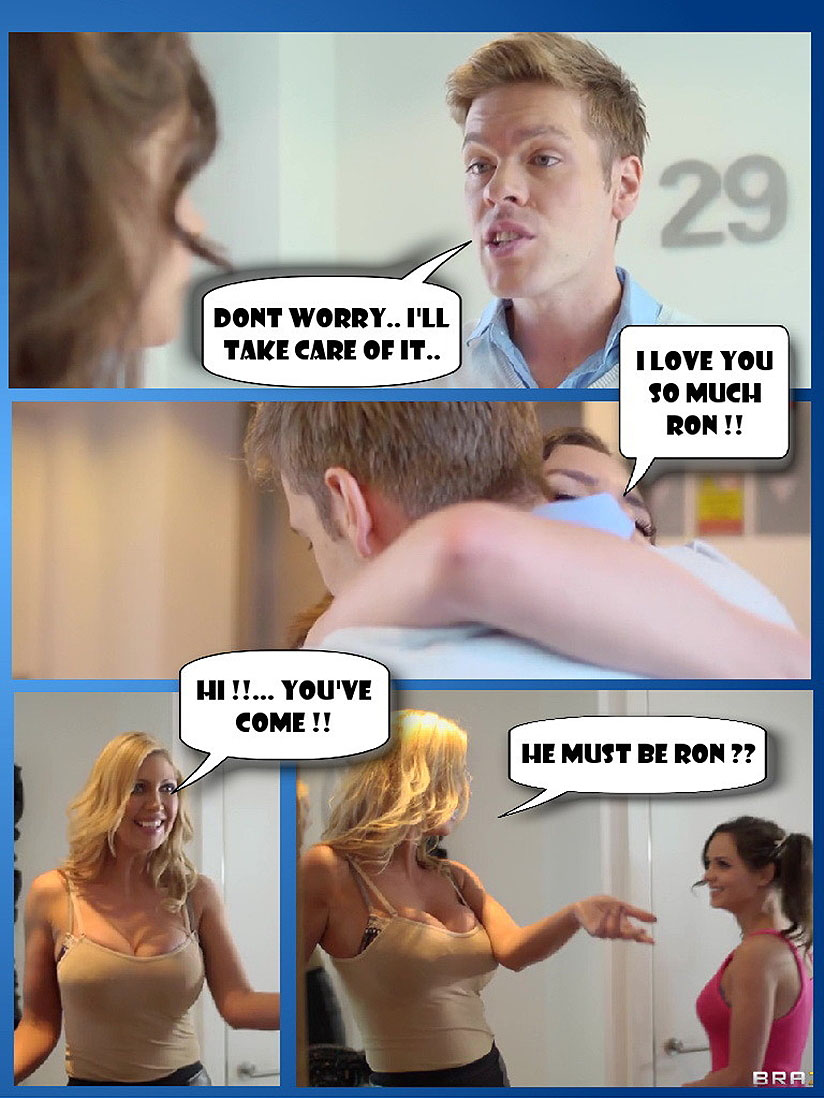 my ex boyfriend photo-comic pag4