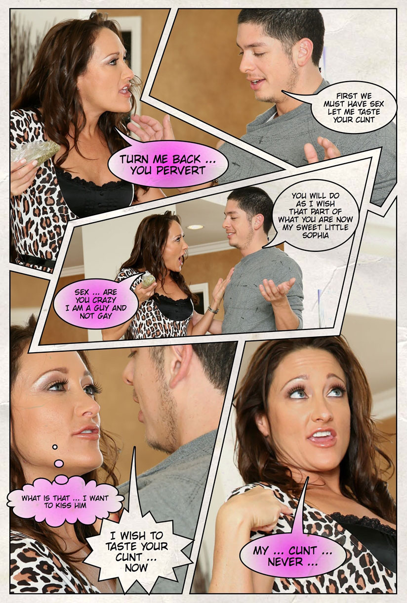 now you are my whore pag6