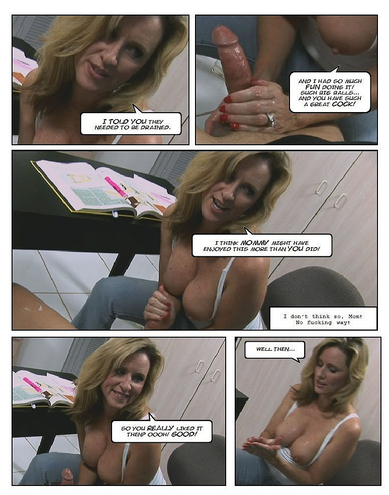 summer school blues photo comic pag15