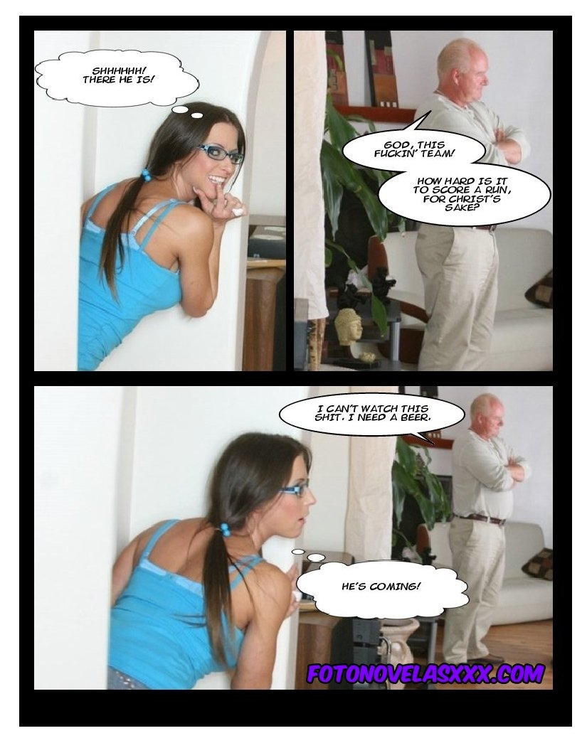 the farmer's daughter photocomic pag5