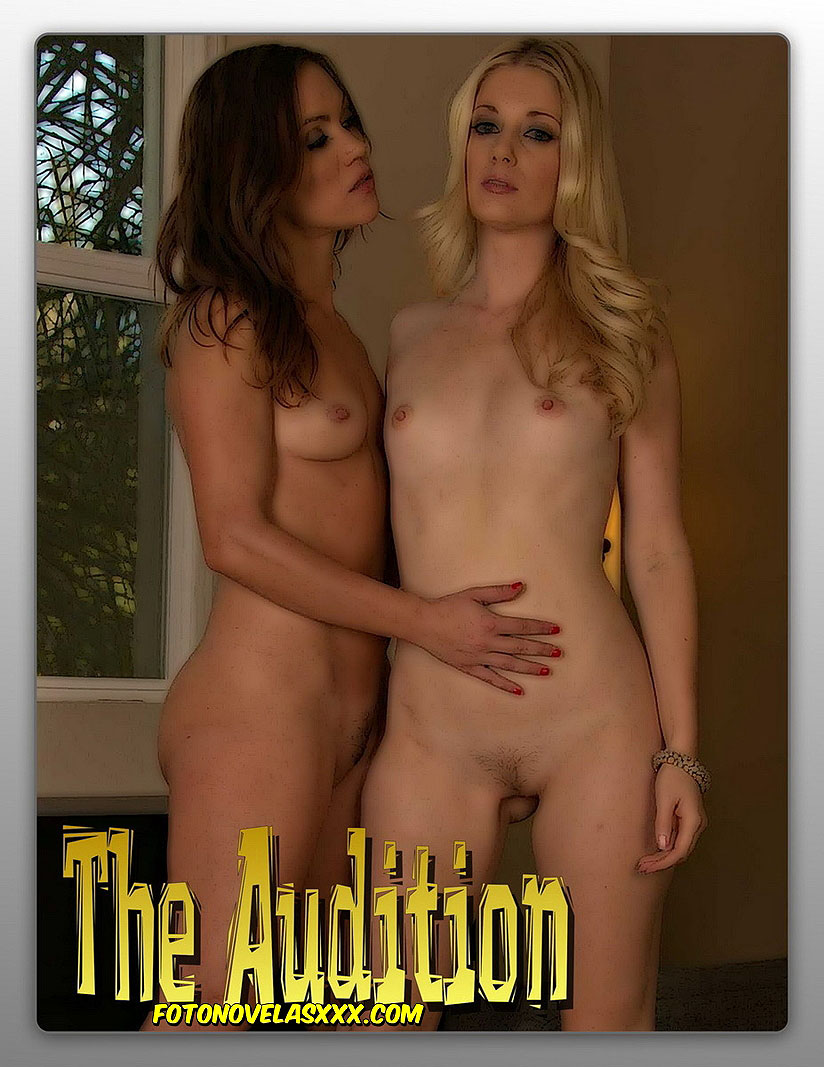 the audition xxx comic lesbian pag1