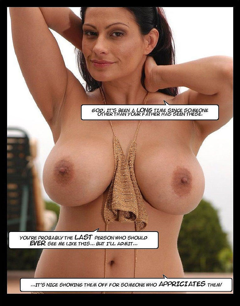 the tits of a mother photo-comic pag12