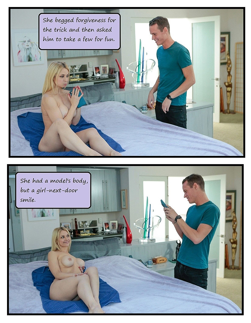 whores with the neighbor comic pag8