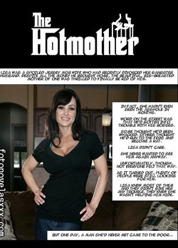 the hot mother a comic by johnny fever