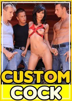 custom cock