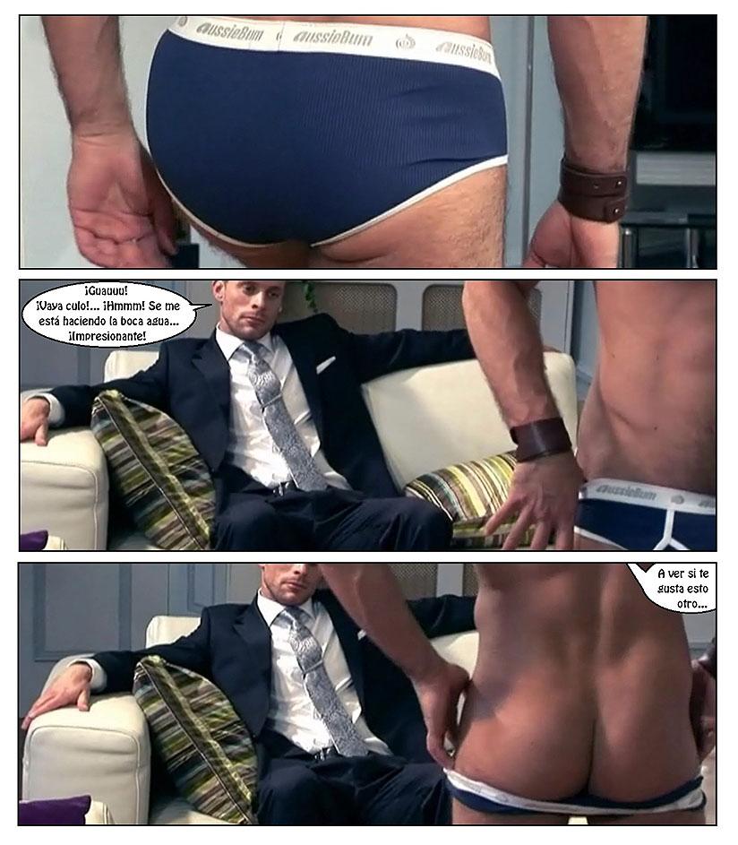 apuesta segura comic porno gay español pag14
