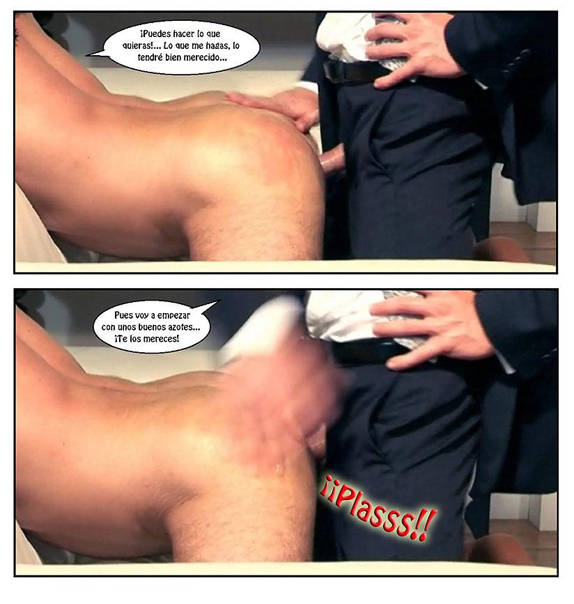 apuesta segura comic porno gay español pag34