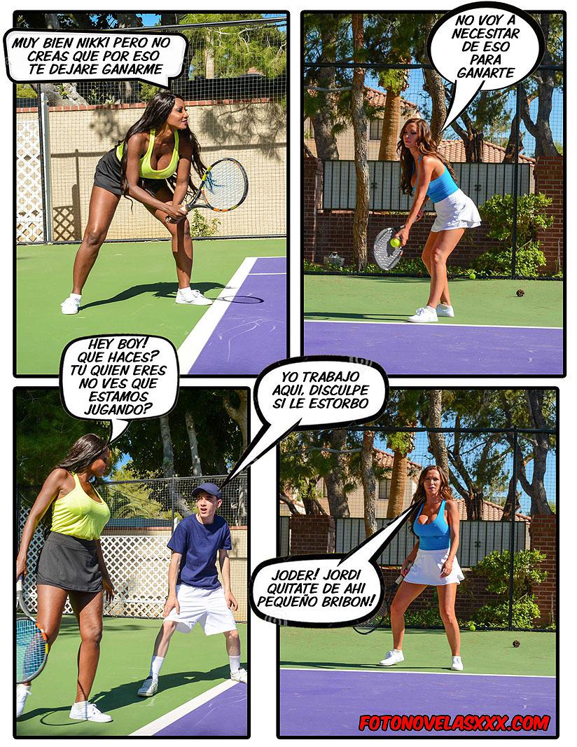 baloncesto y sexo 10 foto-comic pag5