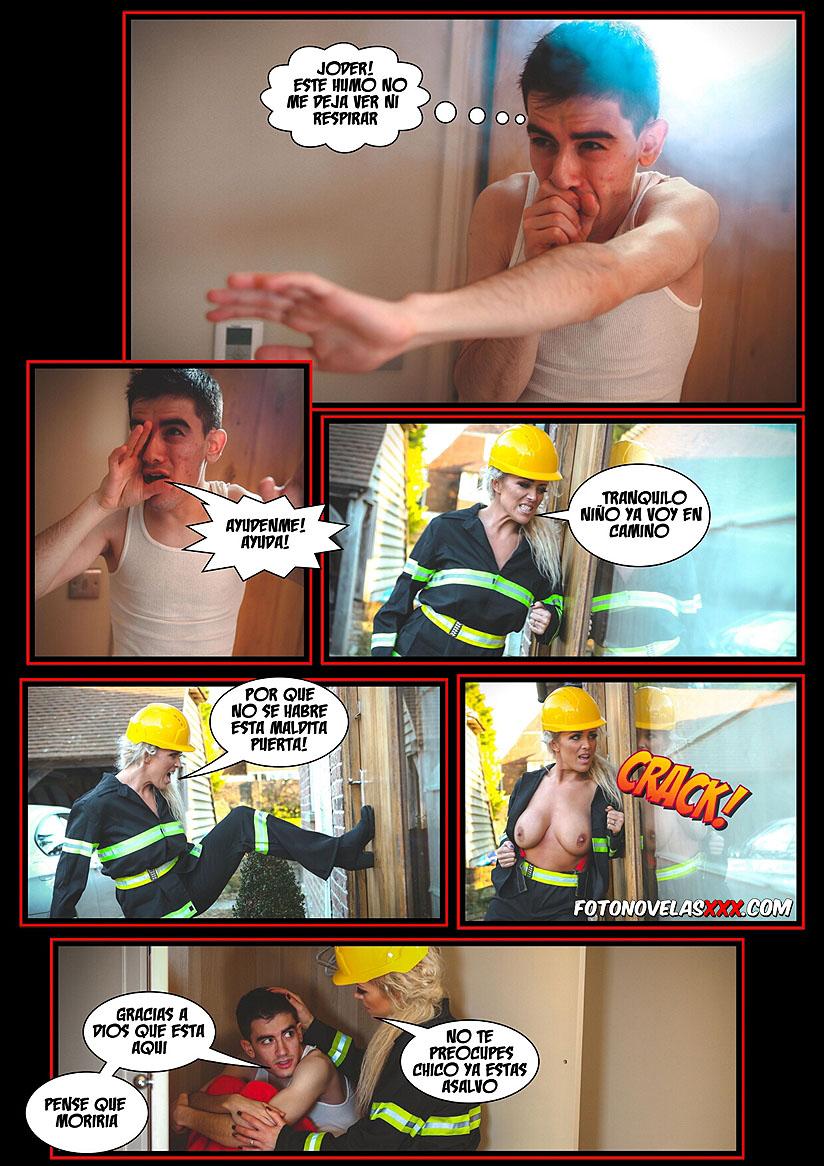 chica bombero xxx comic pag4