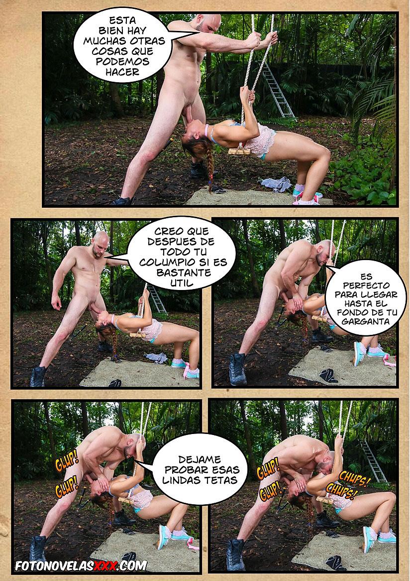 columpio sutra foto comic pag13