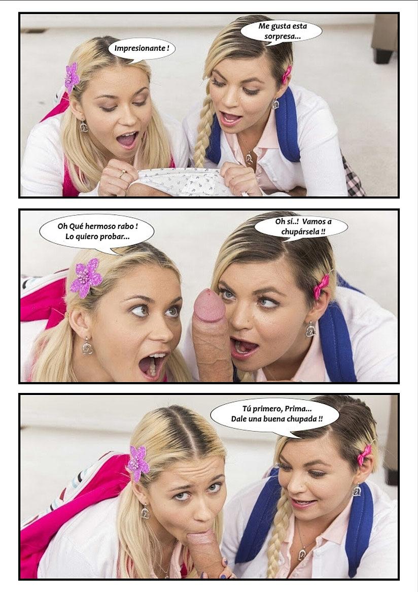 cumpleaños con sorpresa foto-comic pag4