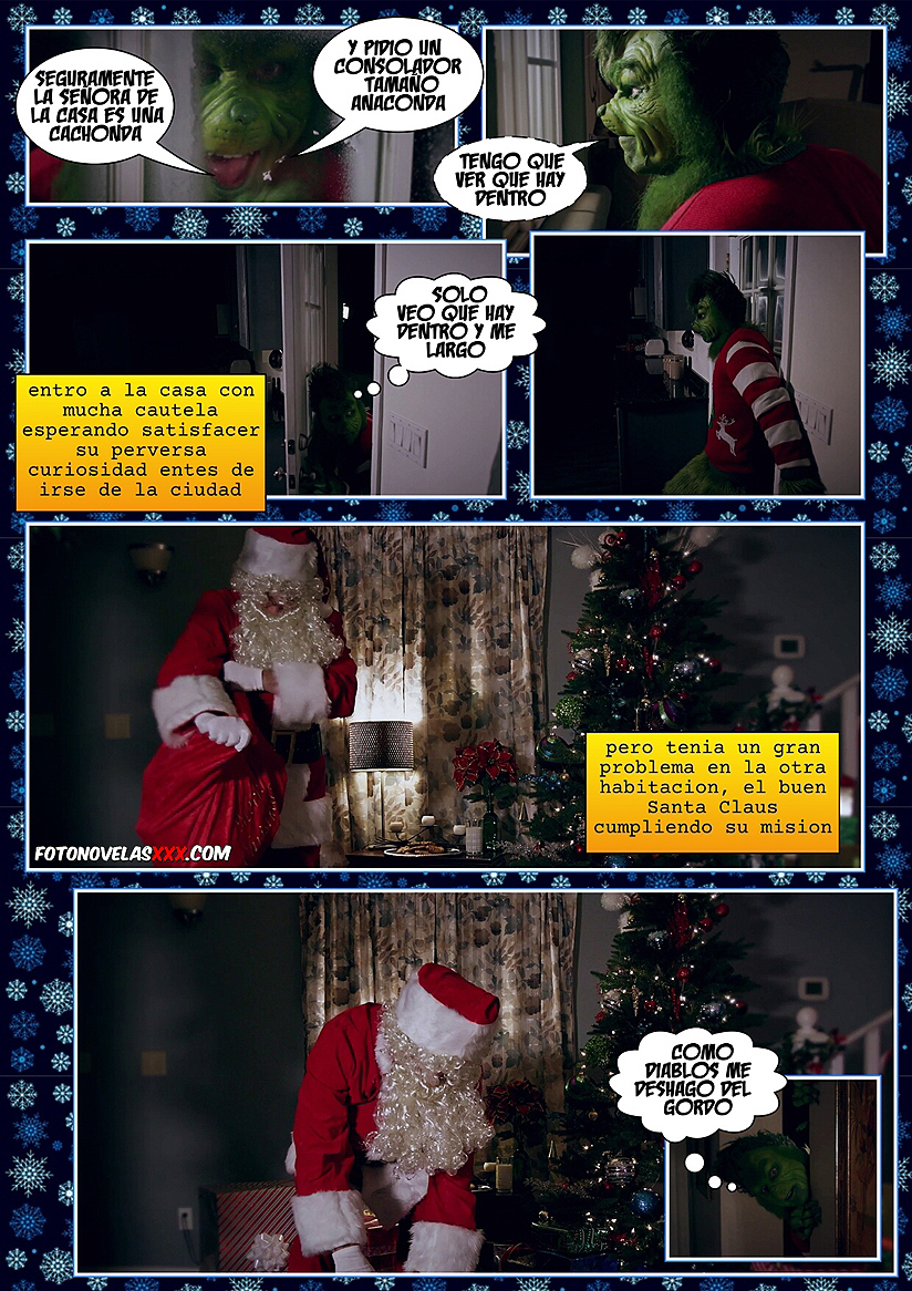 el grinch xxx comic pag2