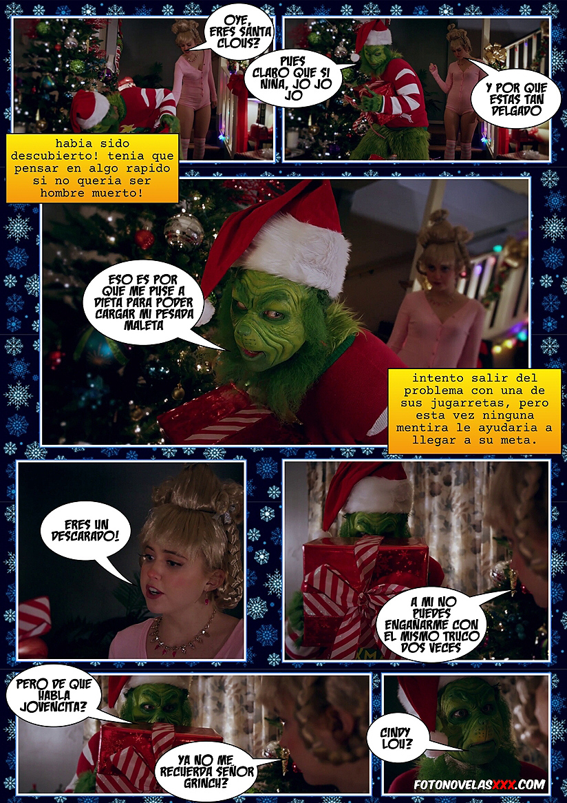 el grinch xxx comic pag5