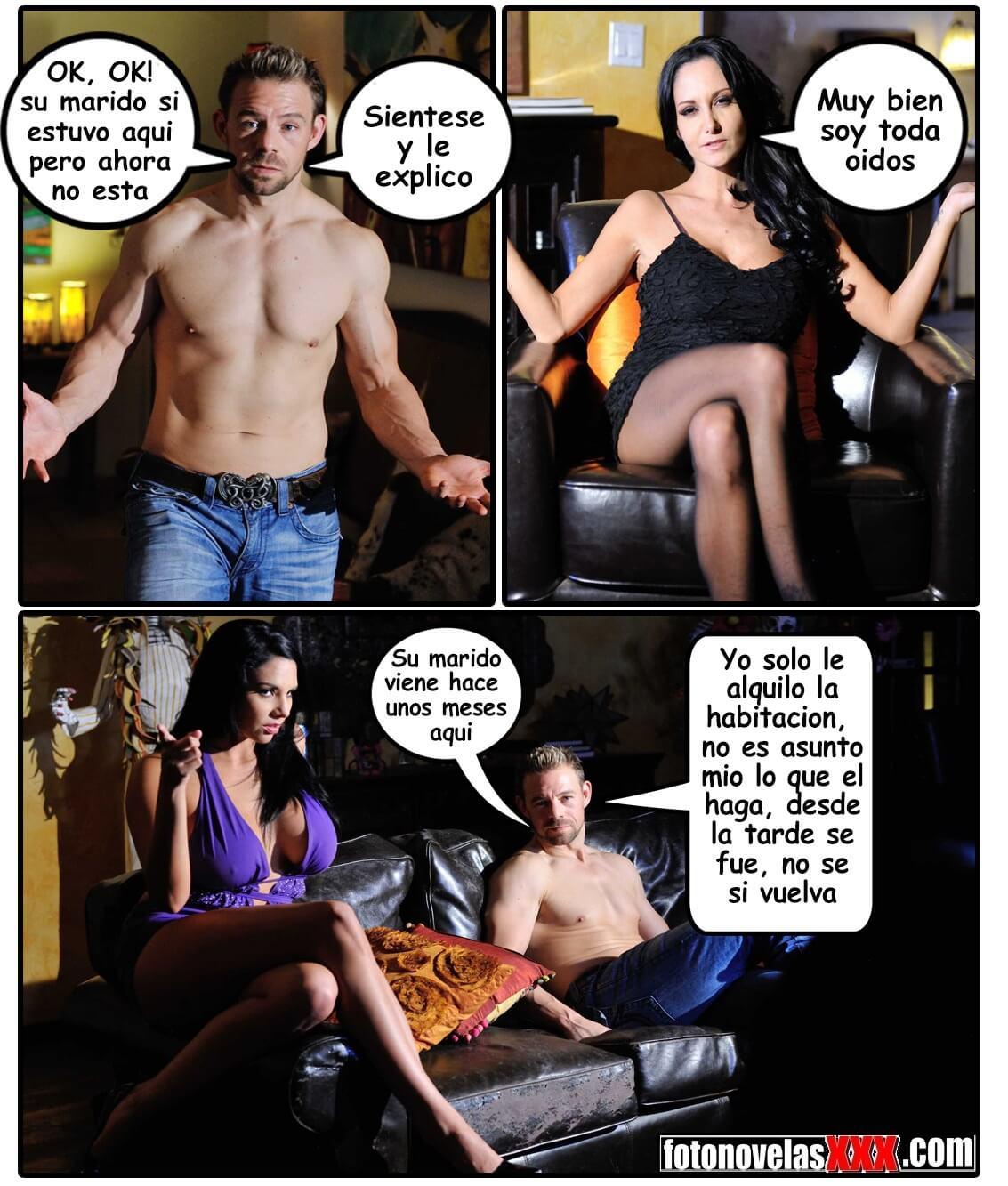 Alquila A Su Novia Porno la esposa la hija y el semental | comics porno