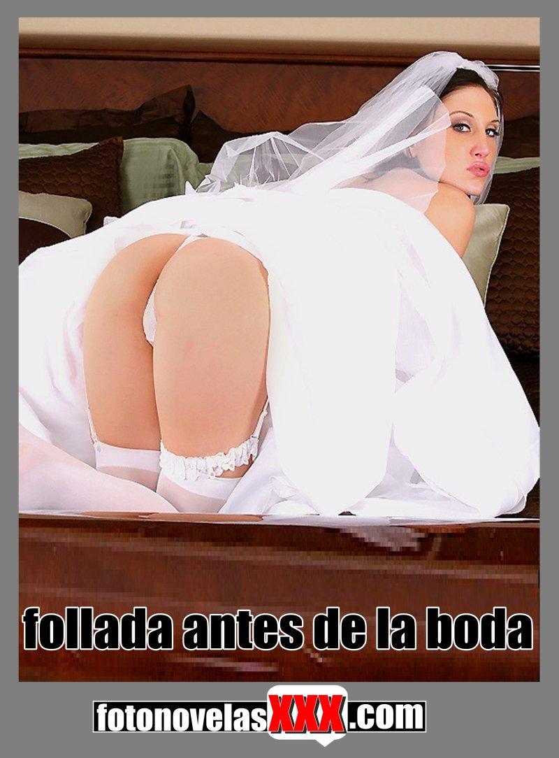 Follada Antes De La Boda Historieta Erotica Hot Comics Porno