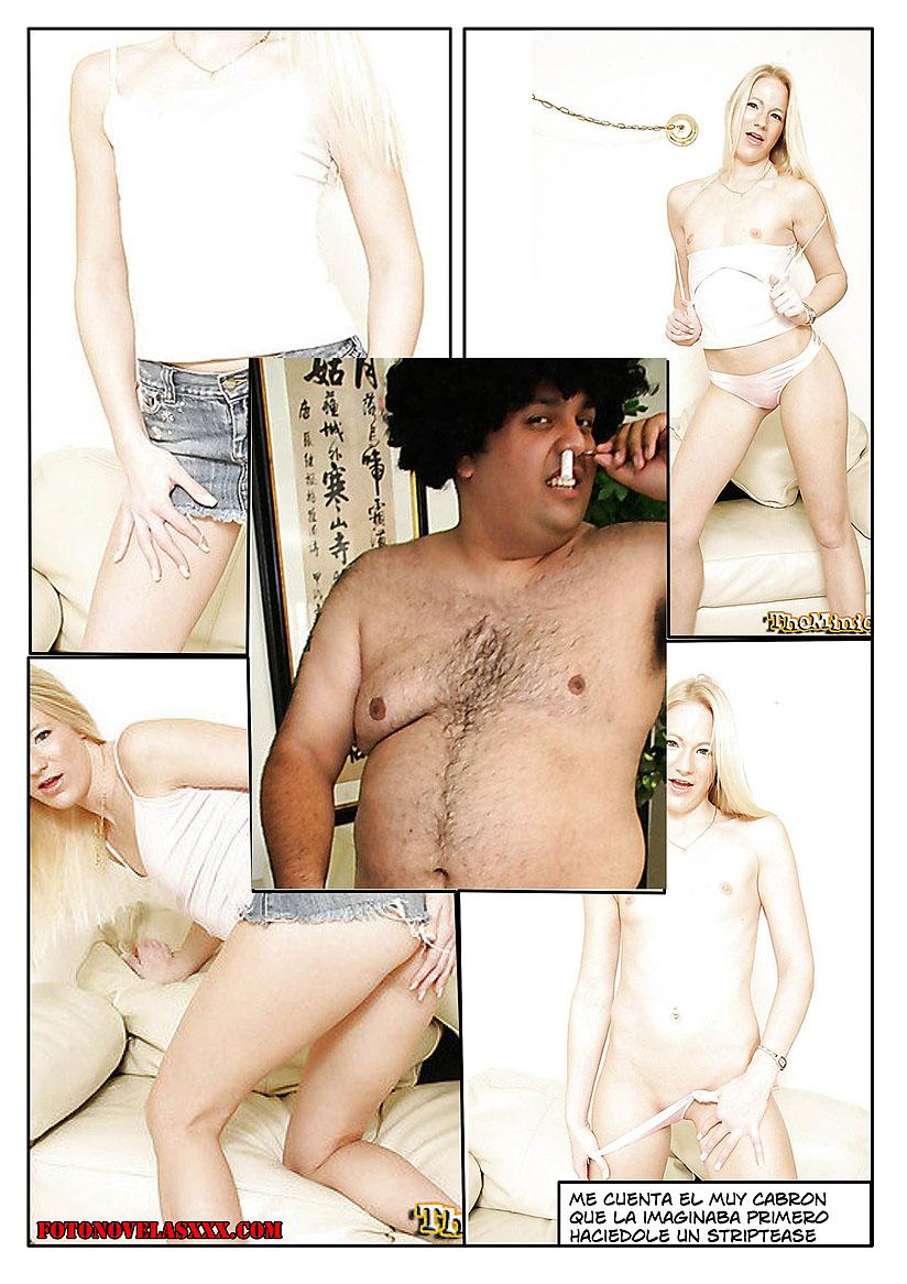 gordo folla a novia de amigo comic pag3