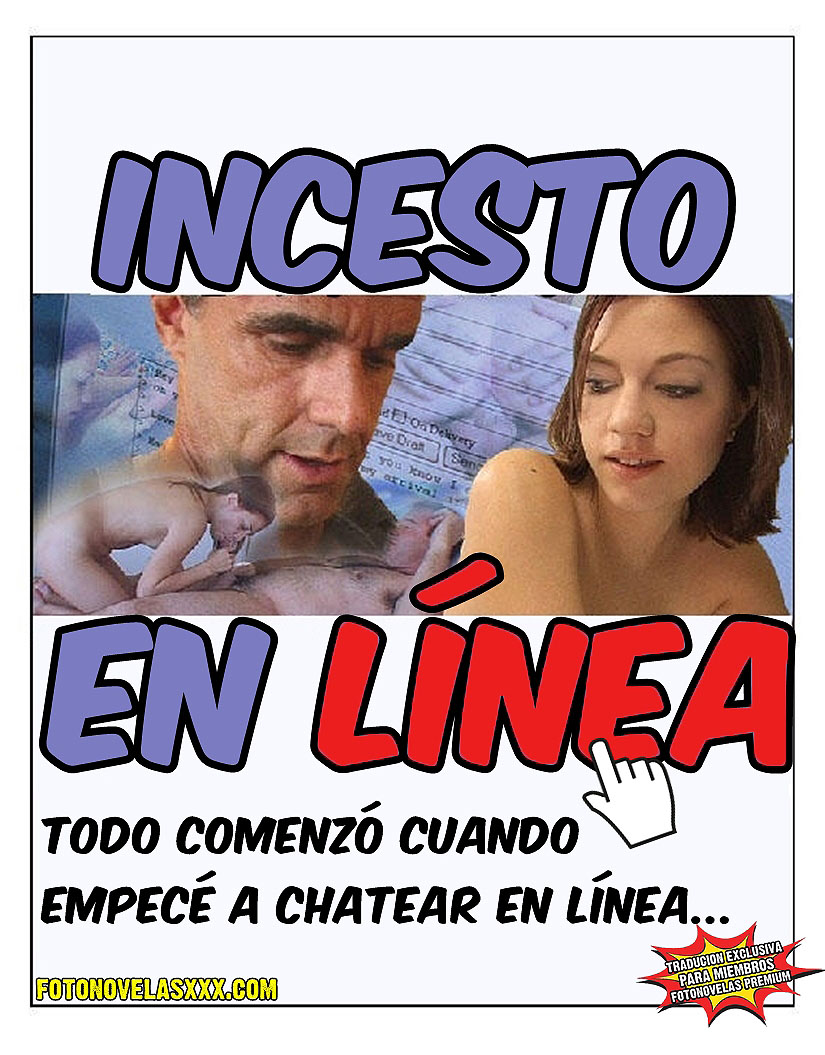 incesto en linea comic pag1