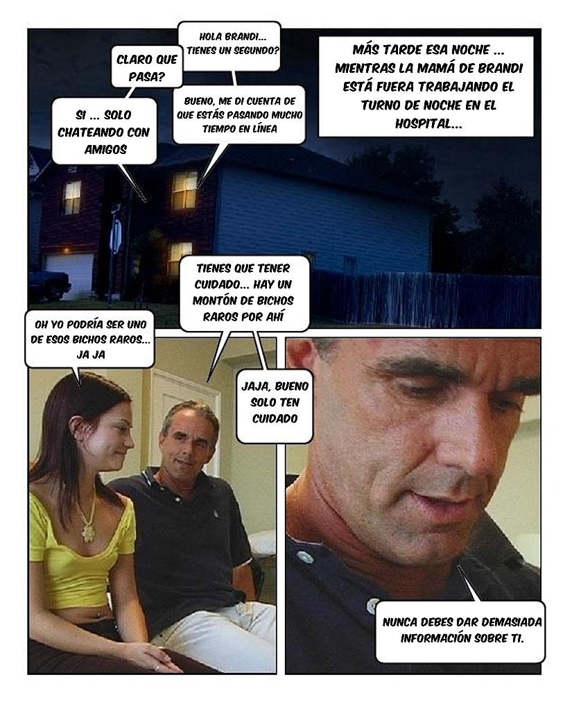 incesto en linea comic pag19