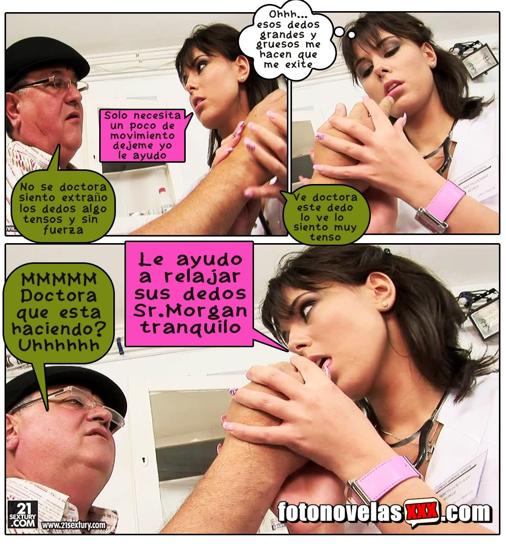 Amas De Casa Desesperadas Follando la doctora desesperada foto comics de doctoras | historias xxx
