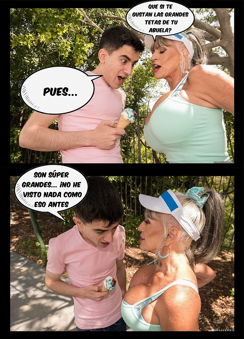 tetona abuelita pag5