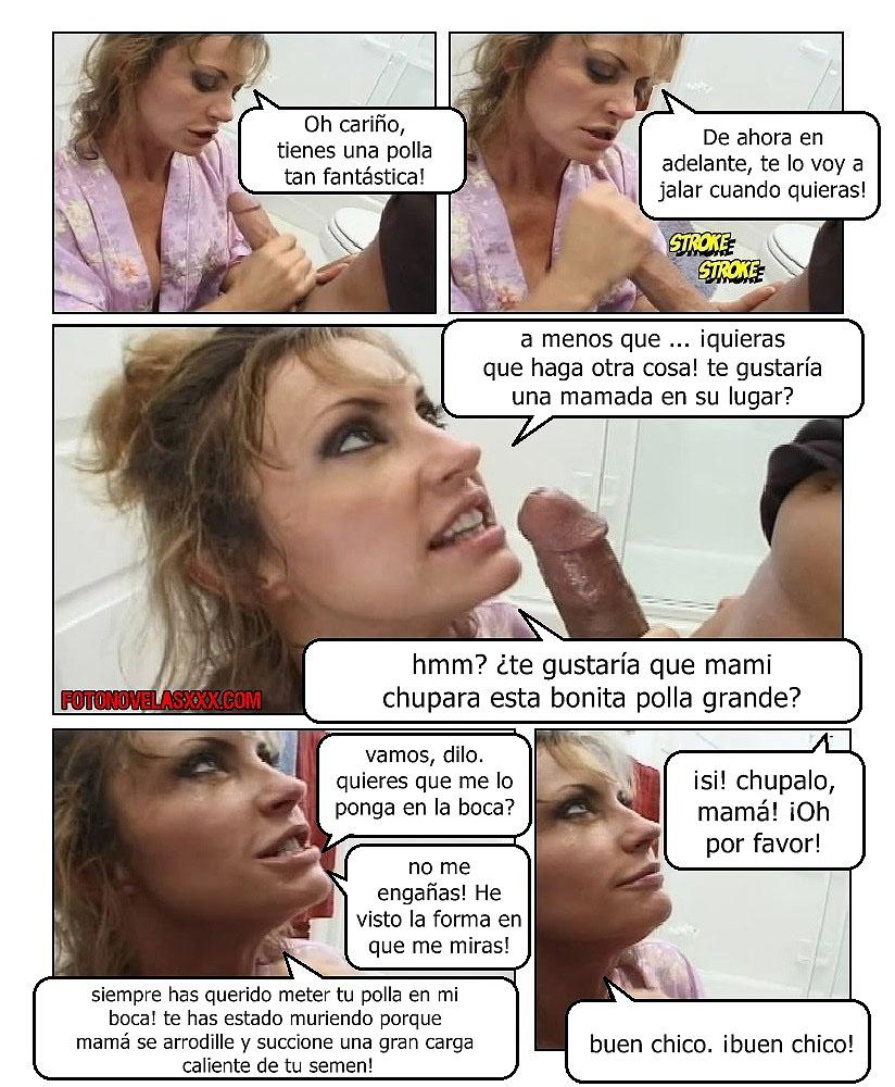 milf sucia y puta comic pag7