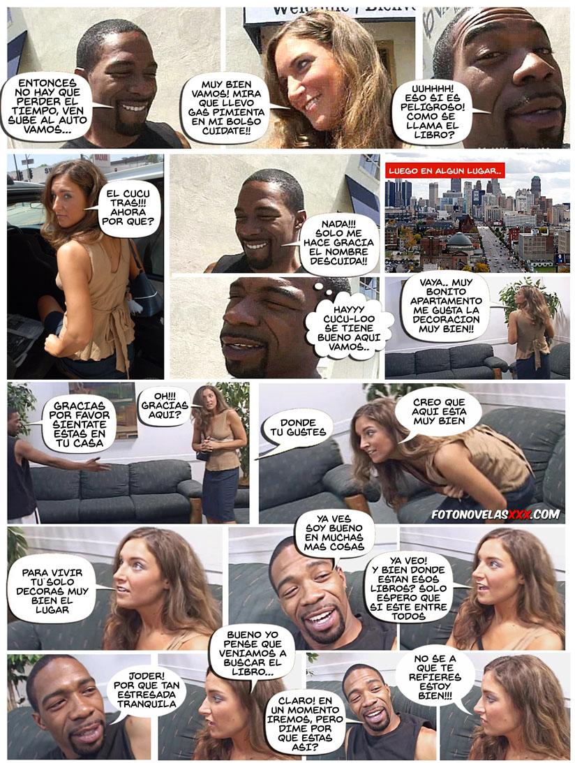 mujer puta vs polla negra comic pag7