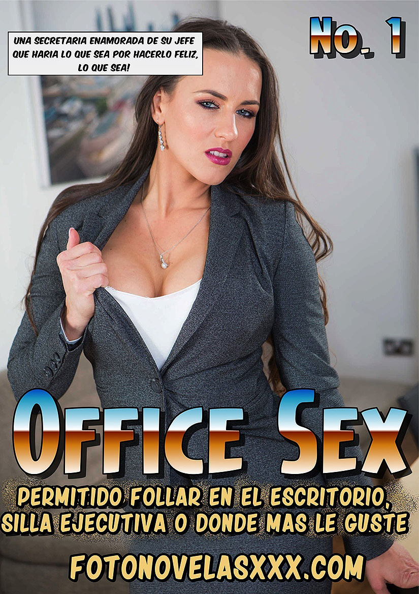 office sex 1 fotonovela pag1