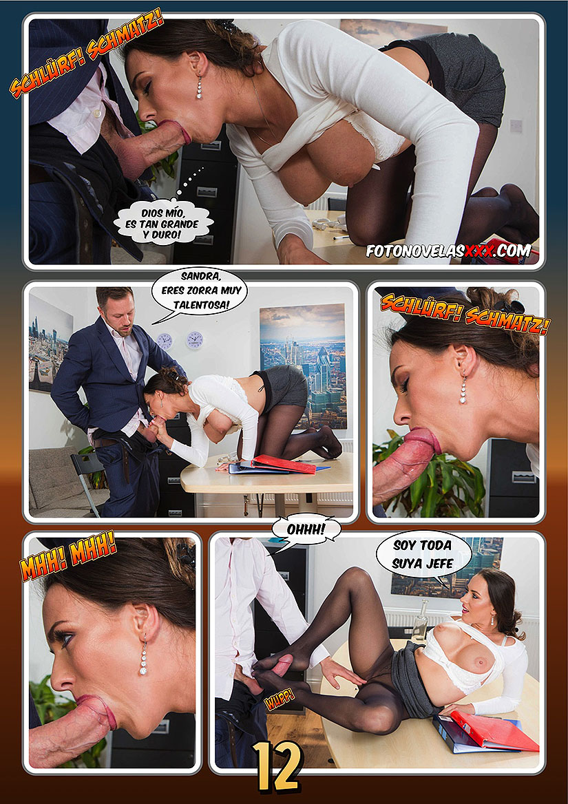 office sex 1 fotonovela pag12
