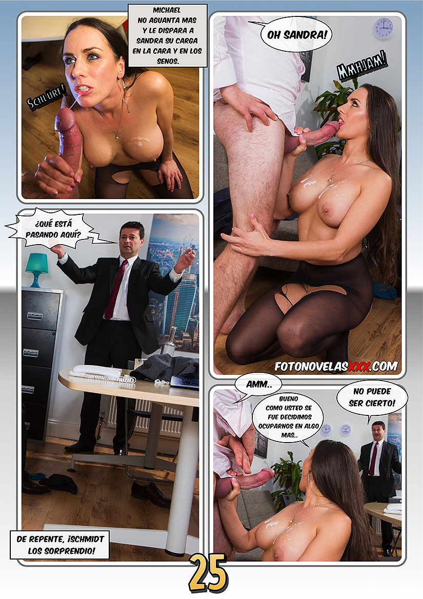 office sex 1 fotonovela pag25