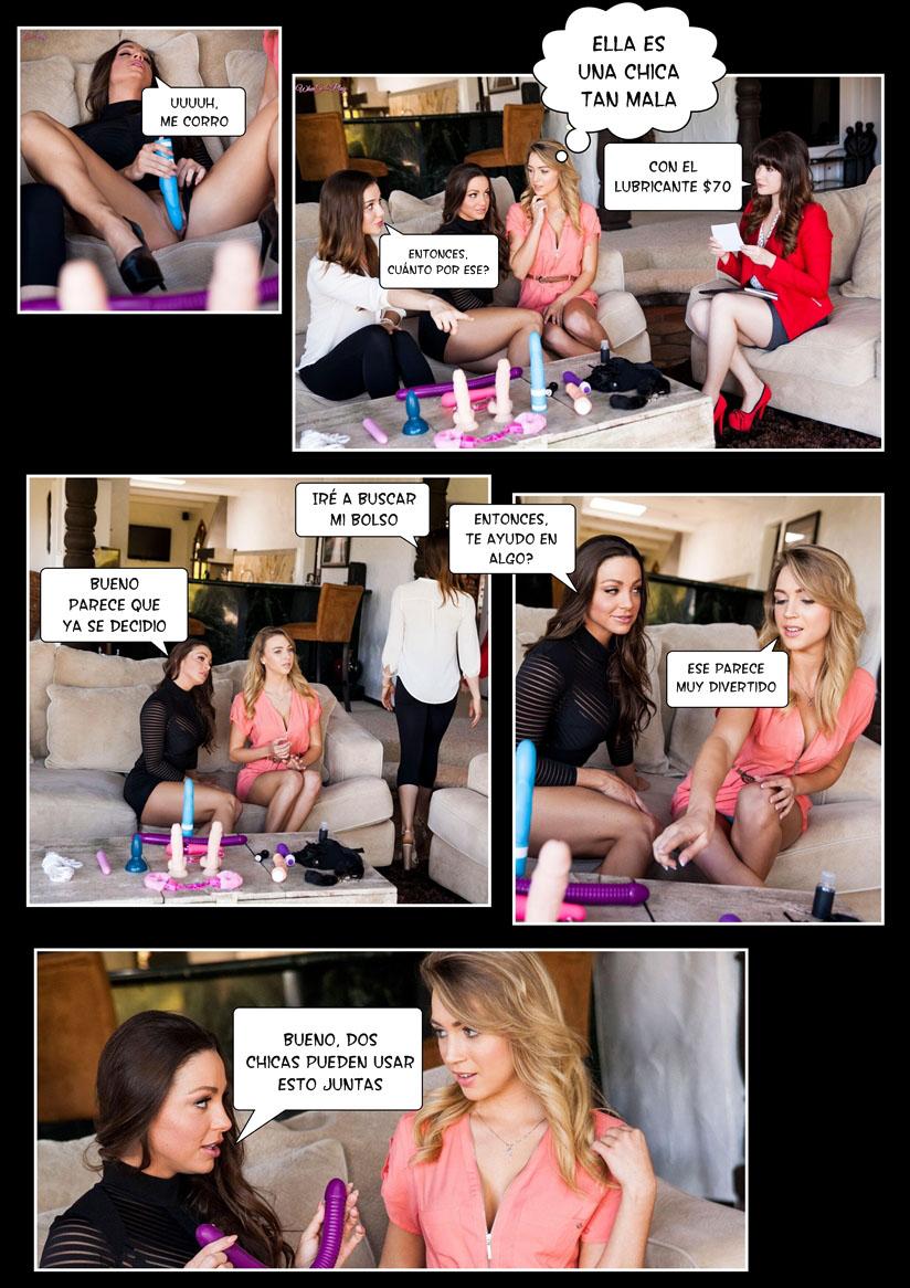 prueba de dildos lesbian pag5