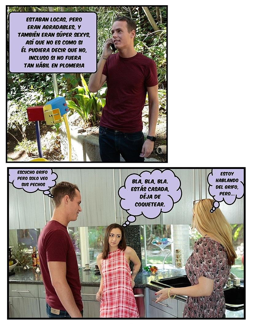 putas con el vecino comic pag2