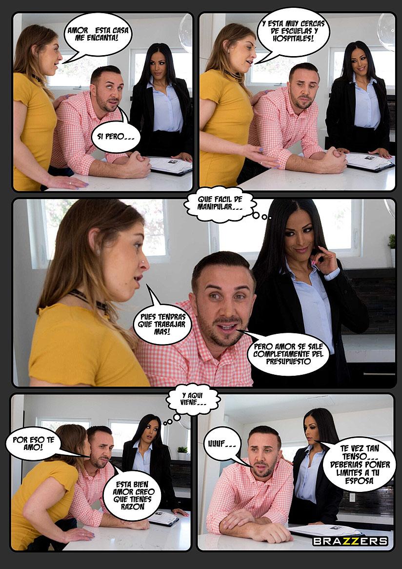 un poco de emocion comic pag2