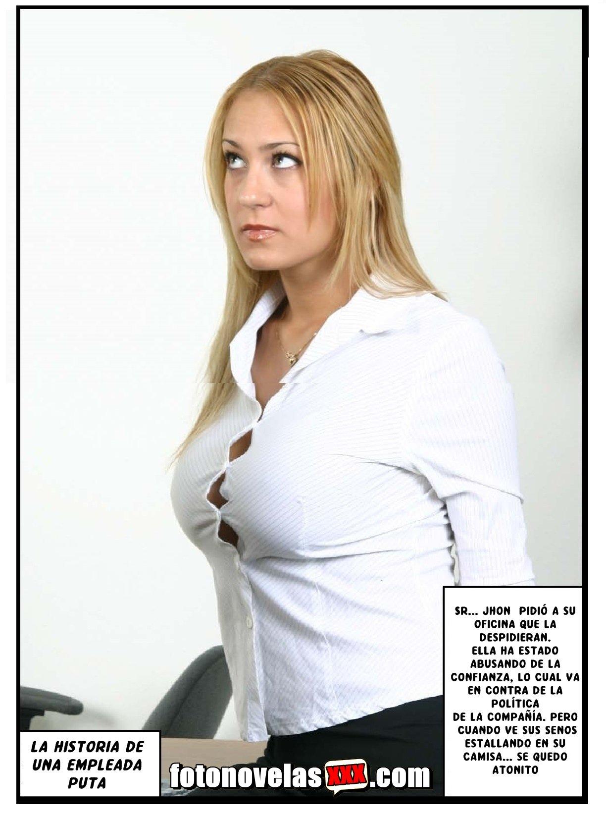 Abusando Con Porno una empleada puta fotocomic erotico xmics | comics porno