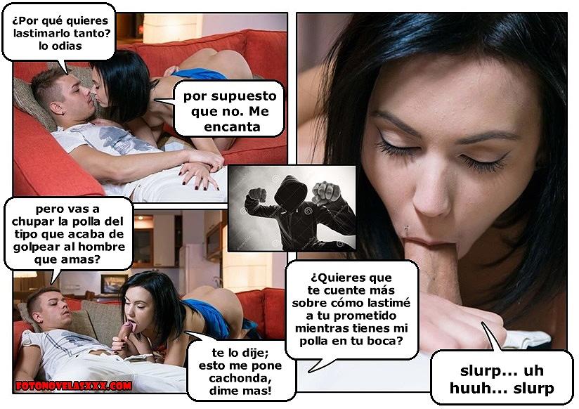 virginidad anal a un maton comic pag3