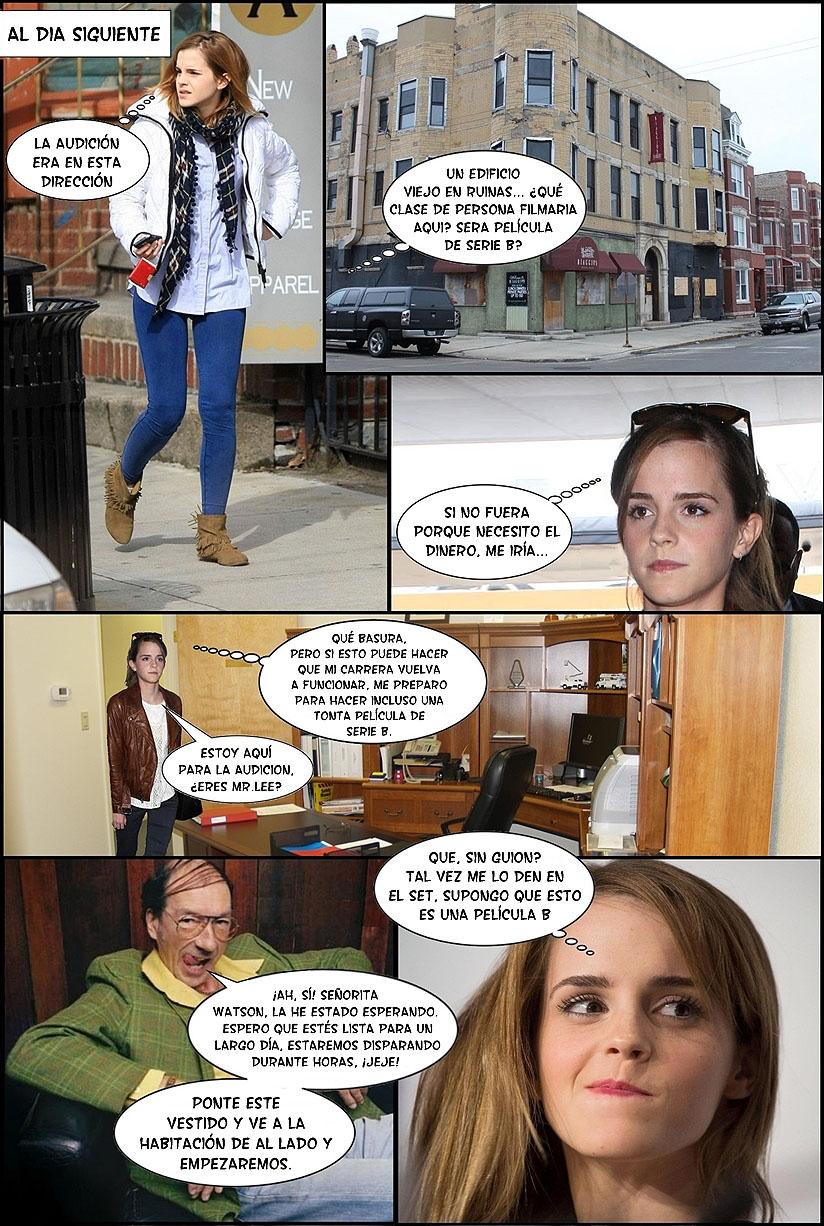 Emma Watson estrella porno pag2