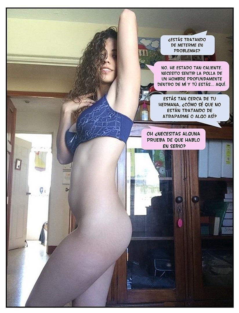 cuñada sexy y putita pag15