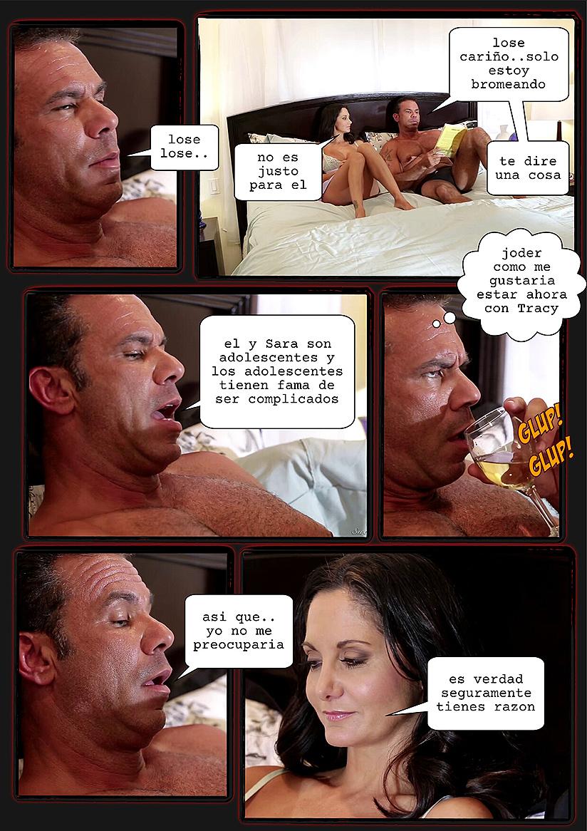 asuntos familiares comic pag23