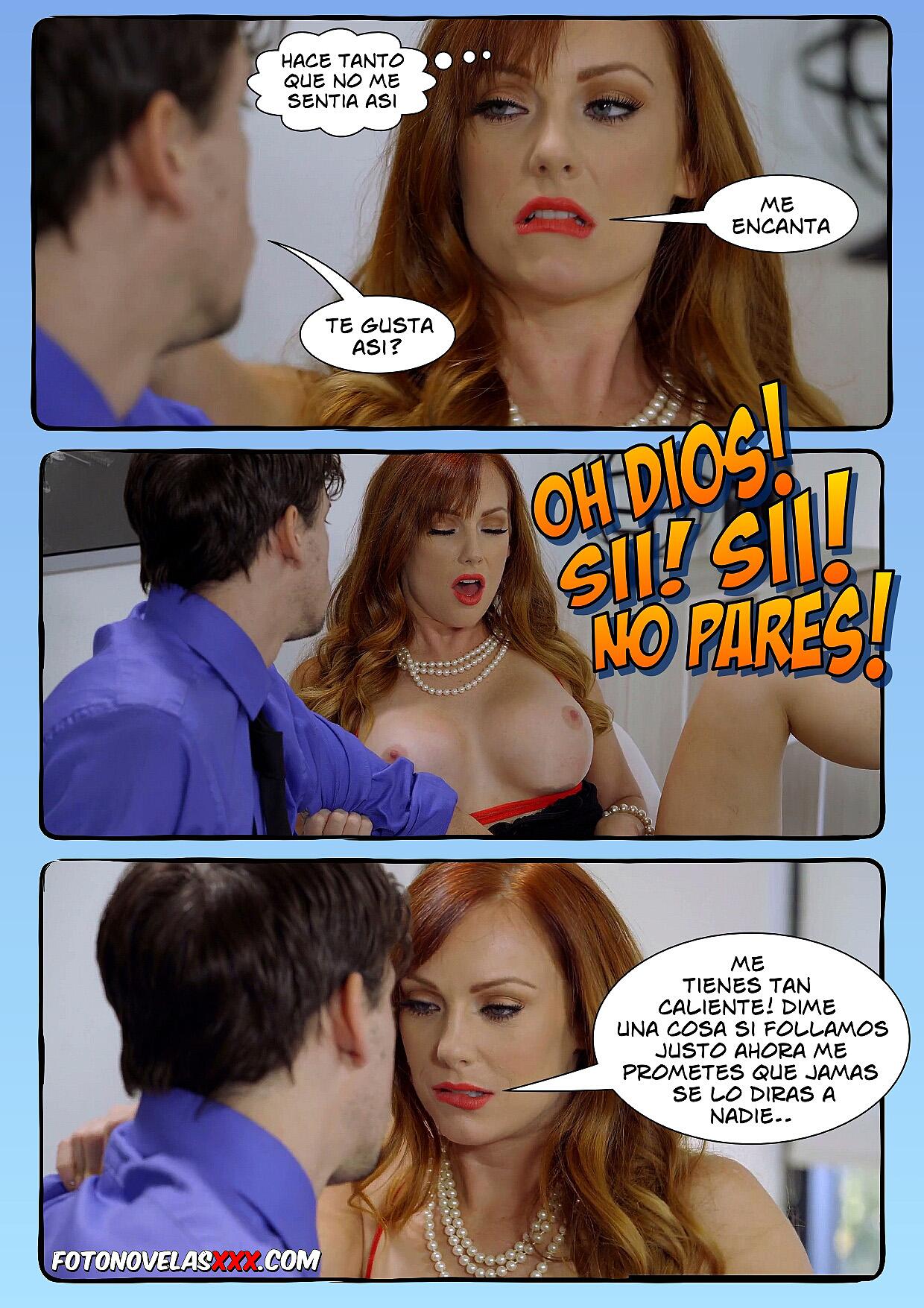 fantasias maternales foto-comic pag19